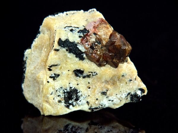Zircon (Pakistan - Shigar Valley)