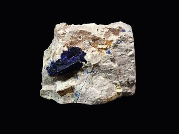 Azurite (Morocco - Mibladen)