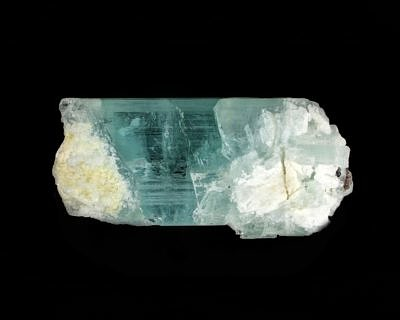 Aquamarine (crystal) - Pakistan