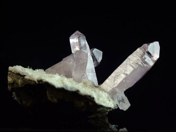 Amethyst, crystal - Mexico, Las Vigas, Veracruz