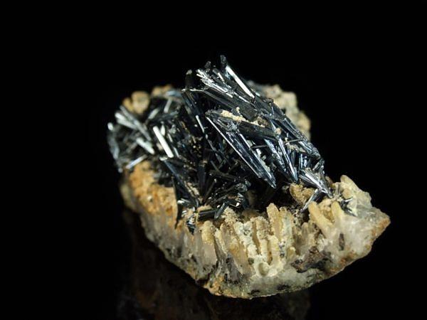Antimonit - Romania, Baia Sprie