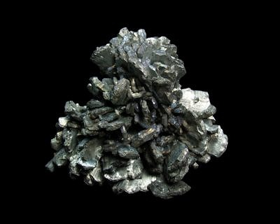 Antimonite - Romania, Baiut