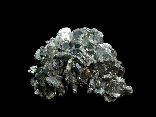 Antimonit - Rumunsko, Baiut