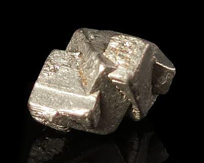 Natural platinum - Konder, Chabarovsk (Khabarovsk), Russia