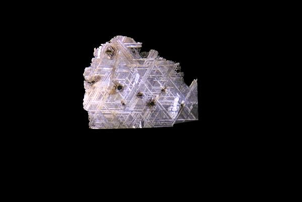 meteorit Muonionalusta (Švédsko)