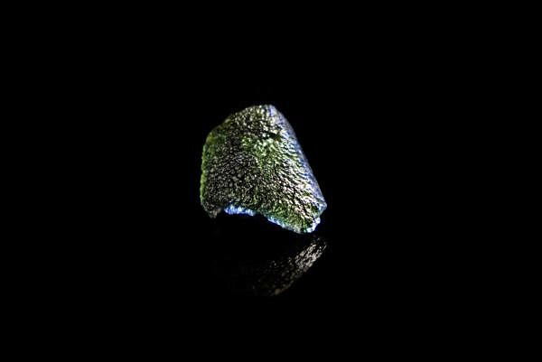 Moldavite, Chlum - Czech republic