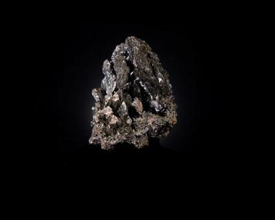 Descloizite - Tsumeb mine, Oshikoto Region, Namibia