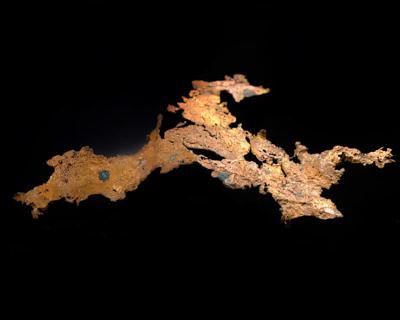 Copper - Michigan, USA